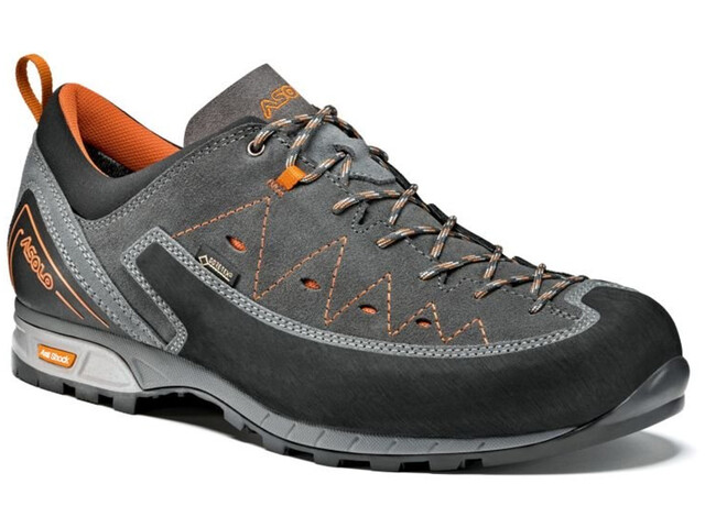 Asolo Apex GV Shoes Men, grey/graphite